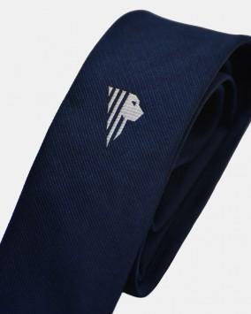 Tie logo detail